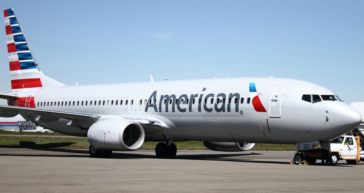 Шесть человек пострадали в итоге сильной турбулентность нарейсе American Airlines