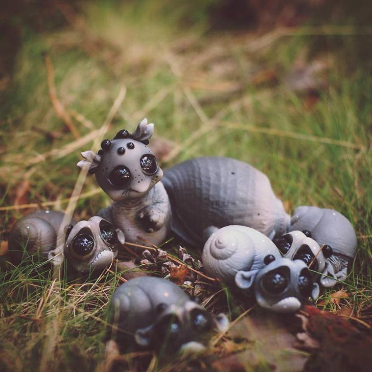 Katyushka Dolls - A couple imagines strange but adorable creatures