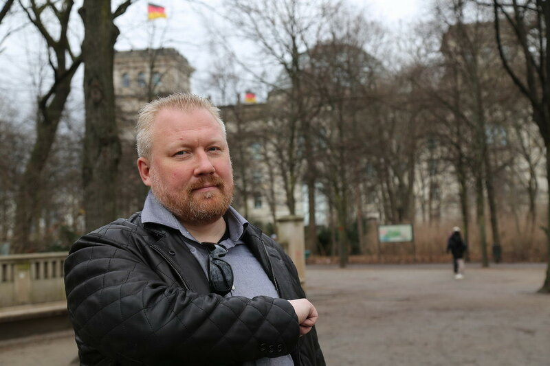 Юрий Горский | Берлин, март, 2015