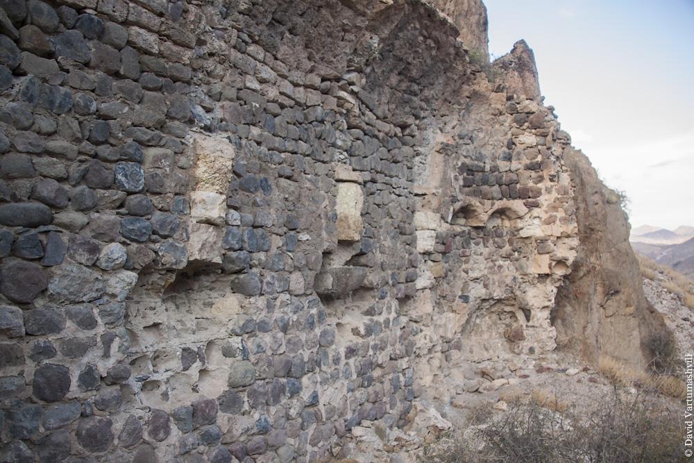 Турция, грузинская крепость Тортоми