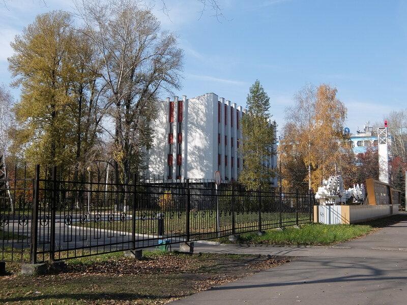 Новокузнецк - Проспект Курако - Здание администрации Куйбышевского района