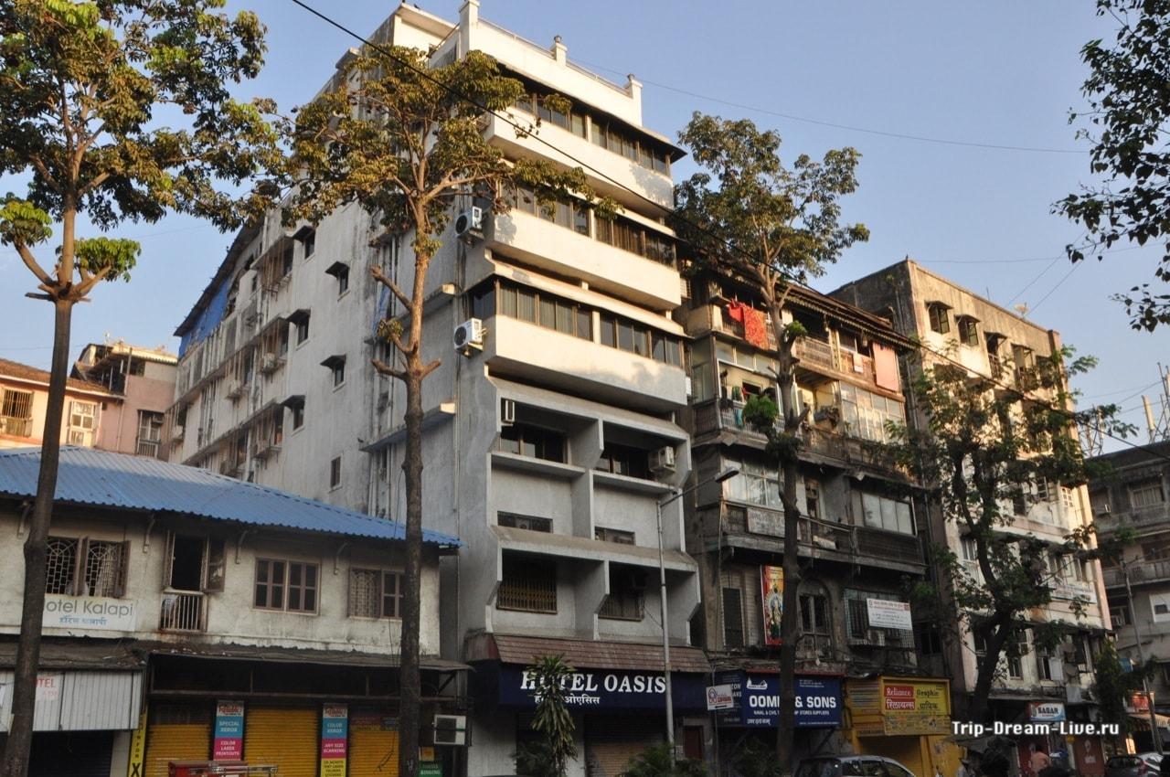 Один из многих отелей в Мумбаи с сильно завышенным ценником