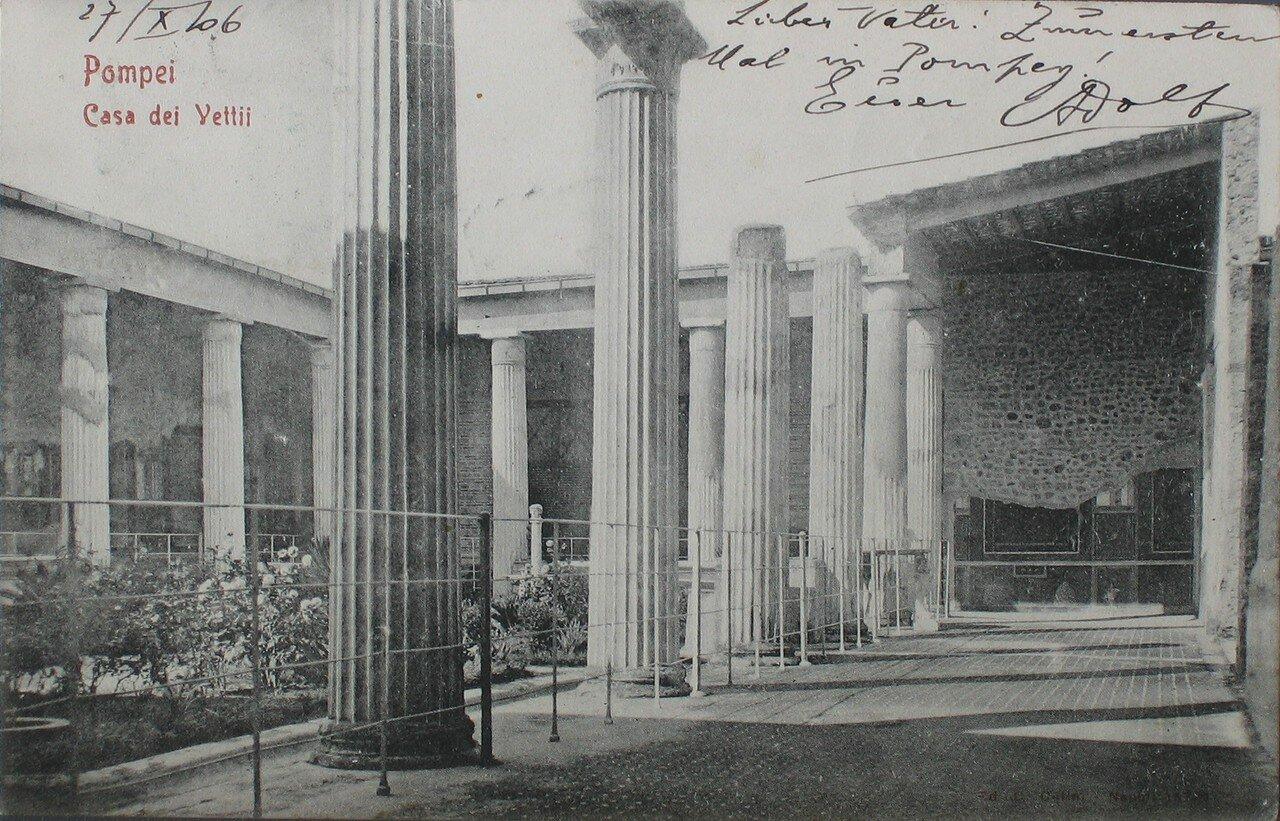 1906. Дом Веттиев