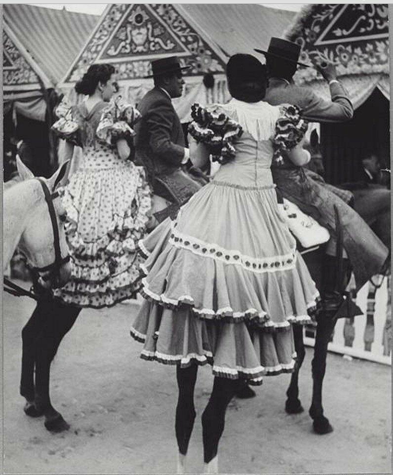 1952. Севилья