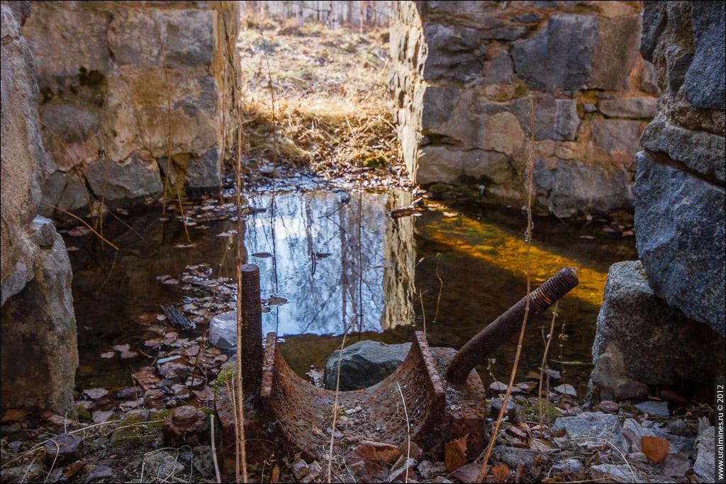 Заброшенная золоторудная шахта «Доброжелатель»