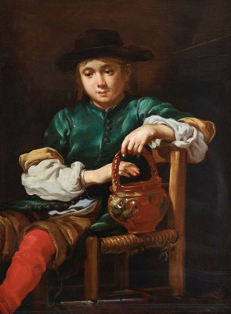 Bernhard_Keil_-_Sitting_boy_with_a_pot.jpg
