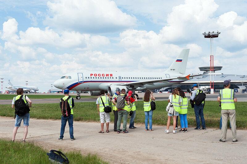 Airbus A319-111 (VP-BIT) Россия 0310_D702588