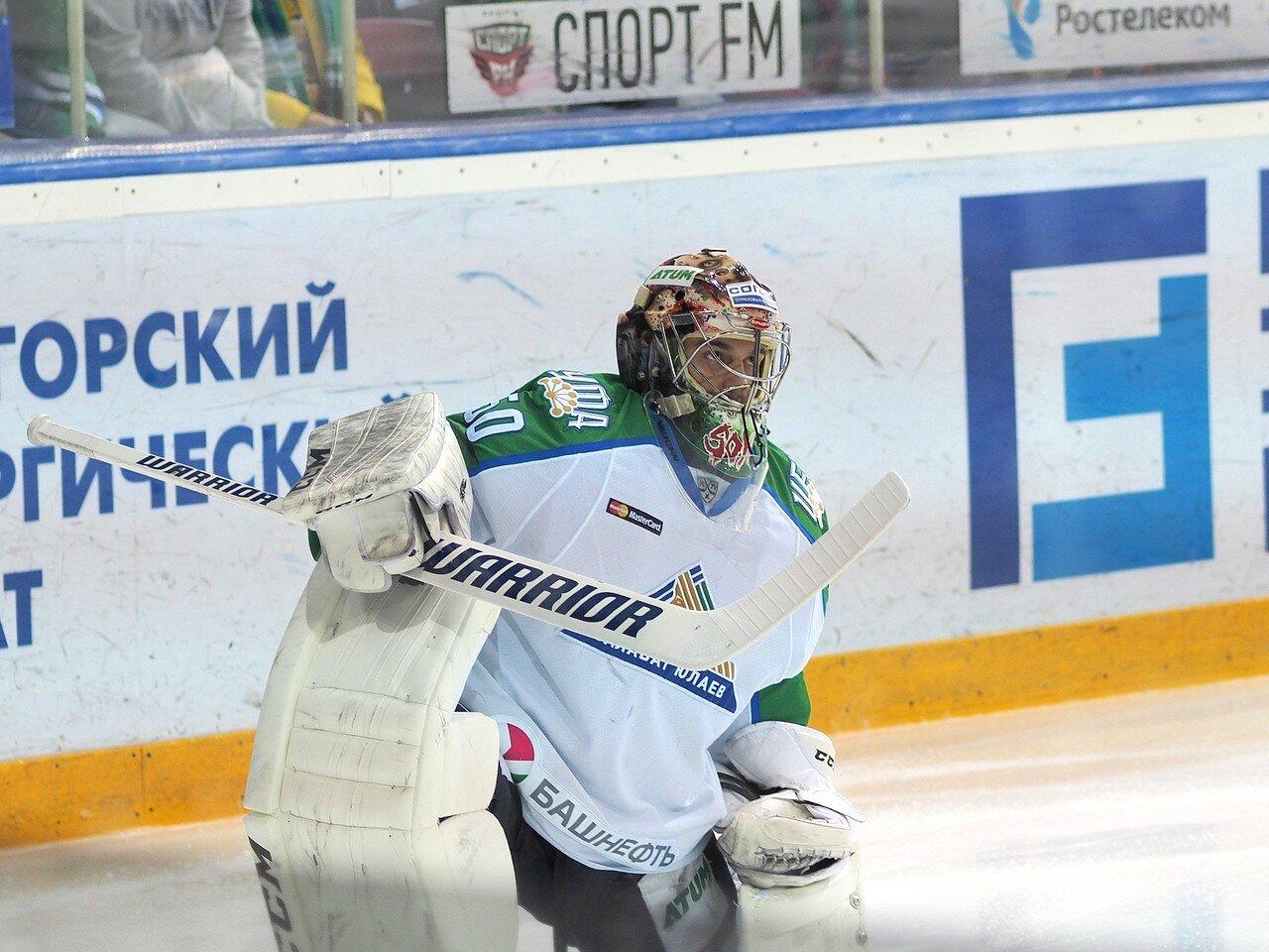 11Плей-офф 2016 Восток Финал Металлург - Салават Юлаев 23.03.2016