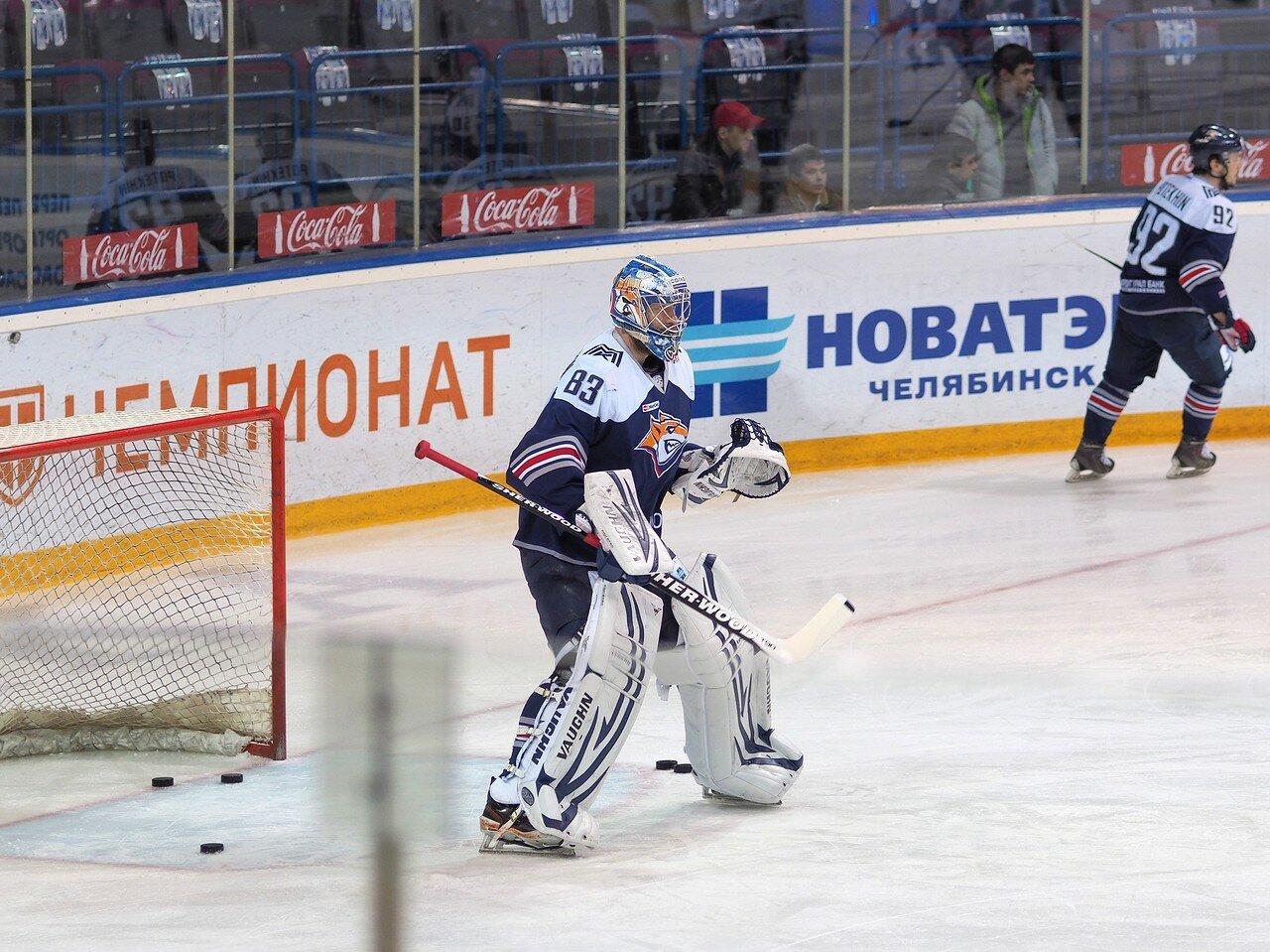 22Плей-офф 2016 Восток Финал Металлург - Салават Юлаев 23.03.2016
