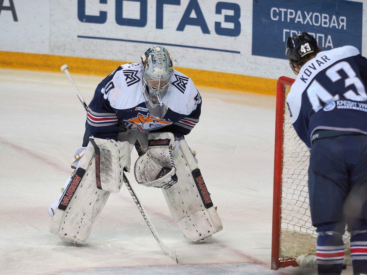 43Плей-офф 2016 Восток Финал Металлург - Салават Юлаев 23.03.2016