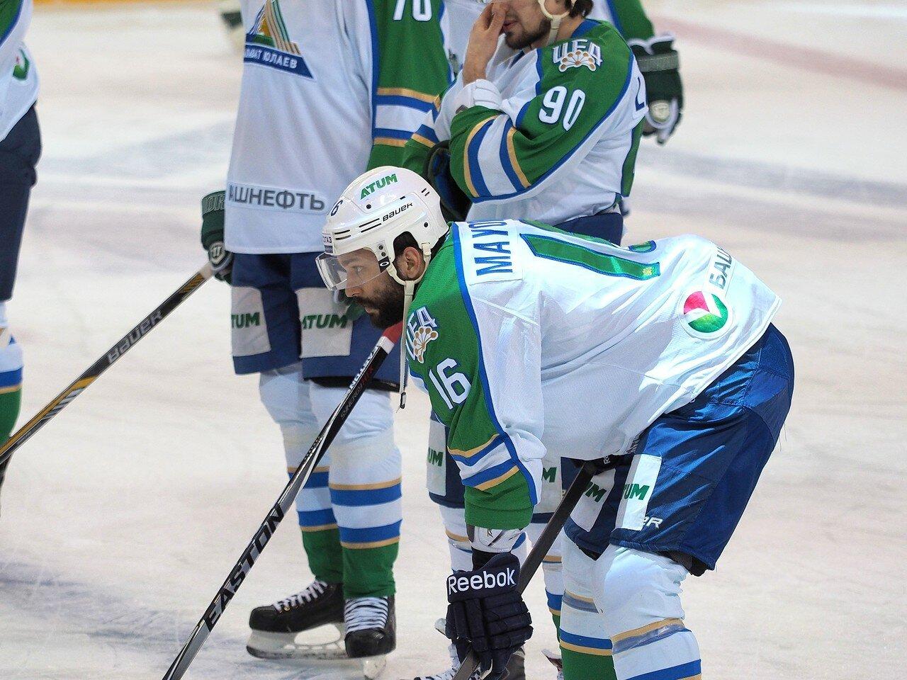 48Плей-офф 2016 Восток Финал Металлург - Салават Юлаев 23.03.2016