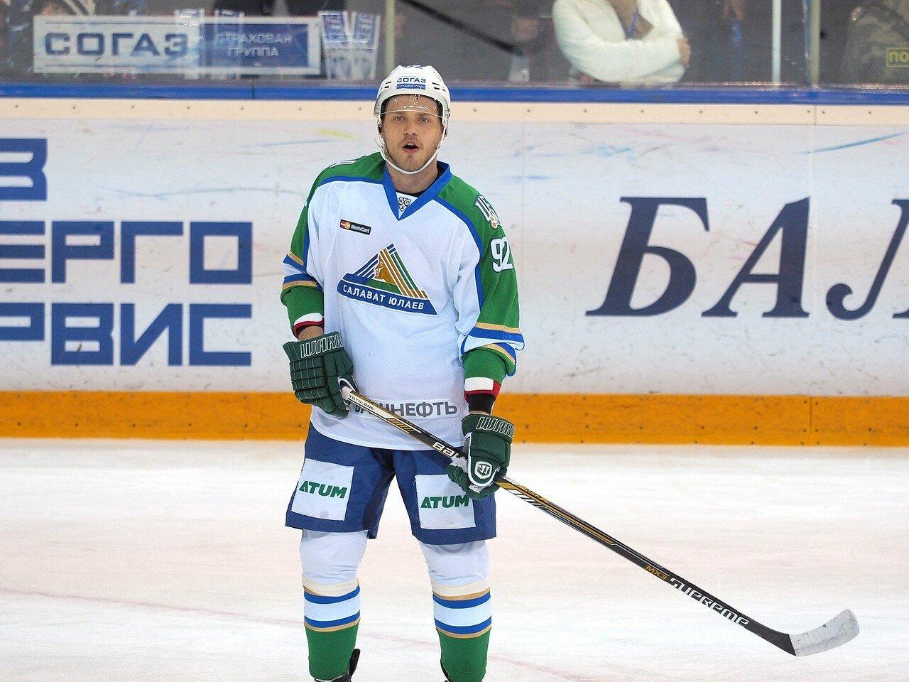 49Плей-офф 2016 Восток Финал Металлург - Салават Юлаев 23.03.2016