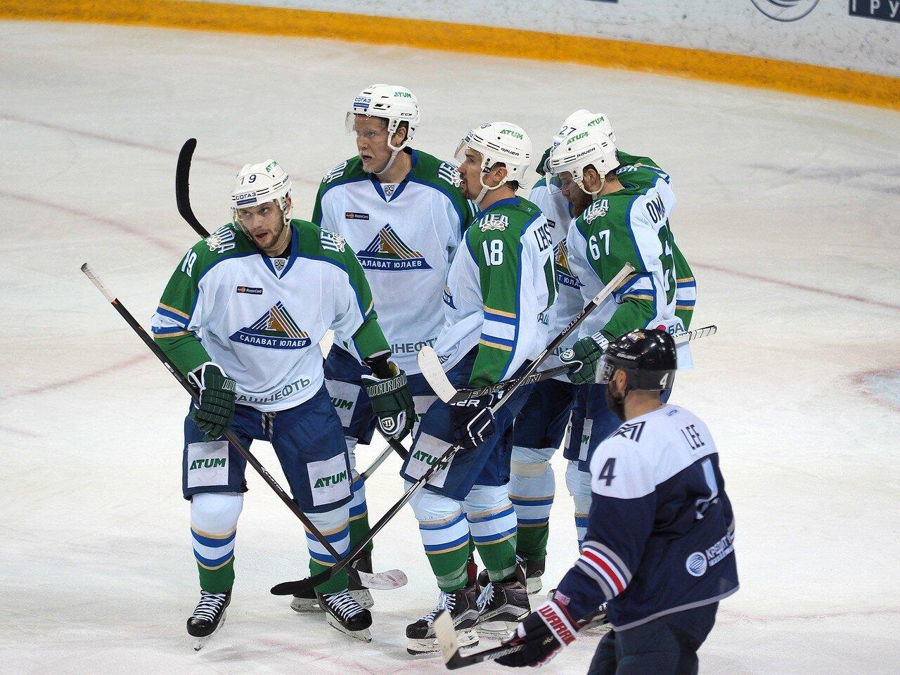 123Плей-офф 2016 Восток Финал Металлург - Салават Юлаев 23.03.2016