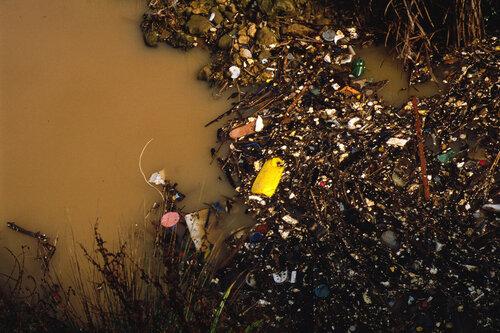 В Сороках неочищенные сточные воды сбрасывают в Днестр