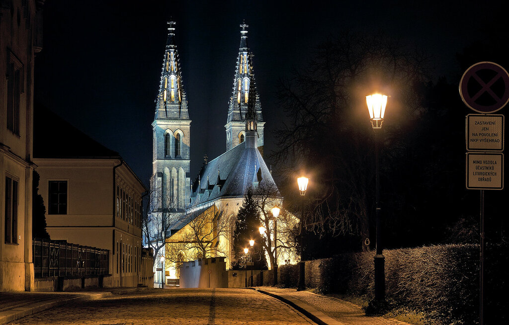 Bazilika svatého Petra a Pavla.