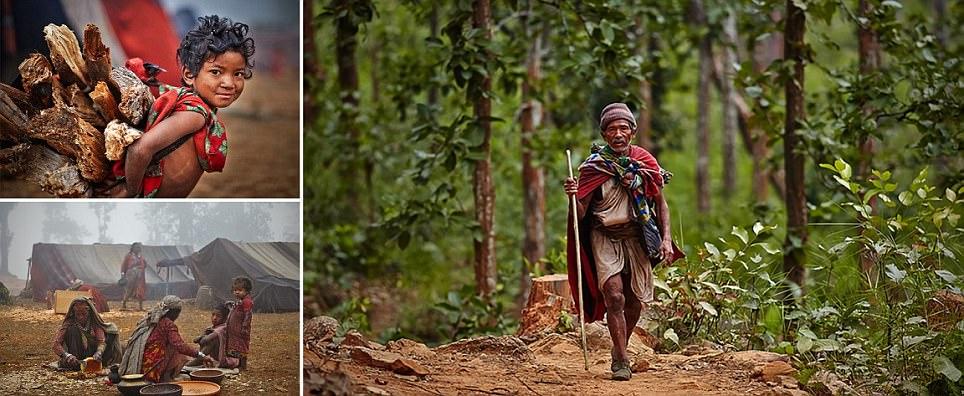 Последние охотники-собиратели Непала