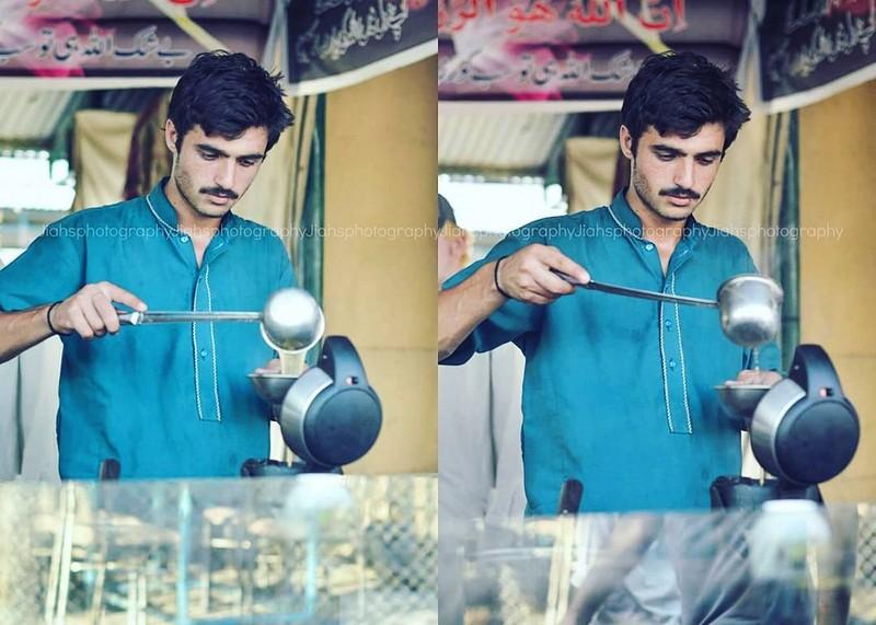 С пакистанского рынка в модели!