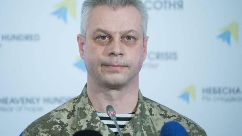За минувшие сутки трое украинских воинов погибли, 15 - ранены, один - пропал без вести, - спикер АТО