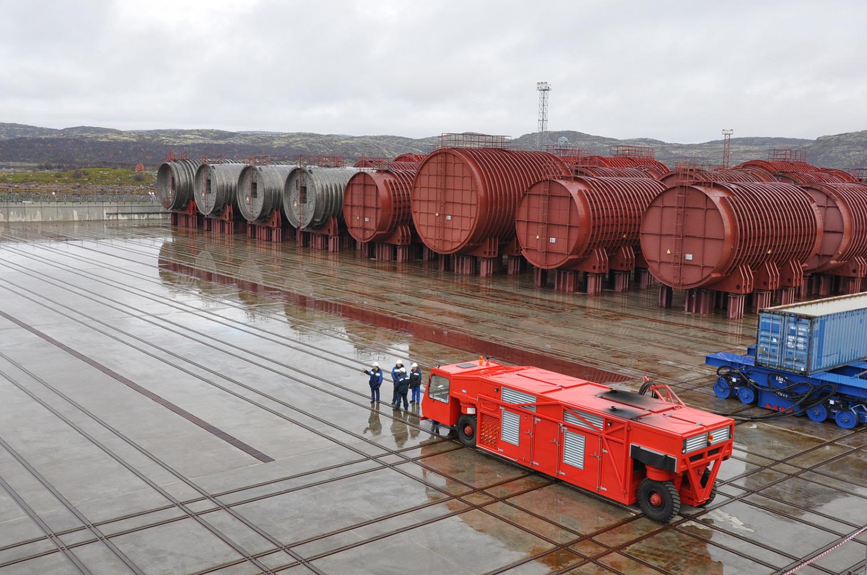Как утилизируют атомные подводные лодки