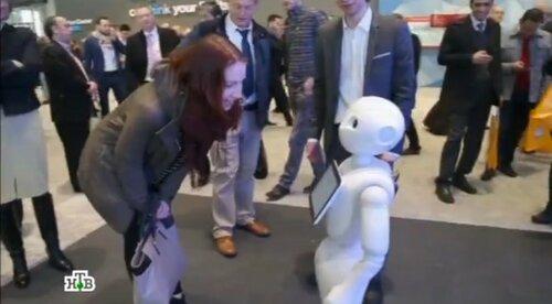 Выставка технологий в Ганновере