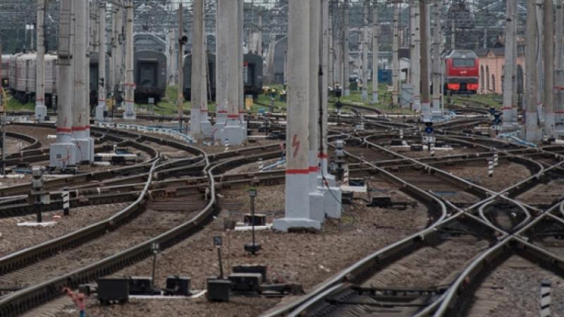 Первый товарный поезд из России прибыл вкитайский Ганьчжоу