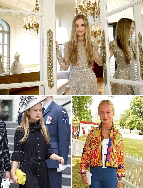 8. Леди Амелия Виндзор, Великобритания Принцессе Амелии всего 20, а ее по праву считают первой краса