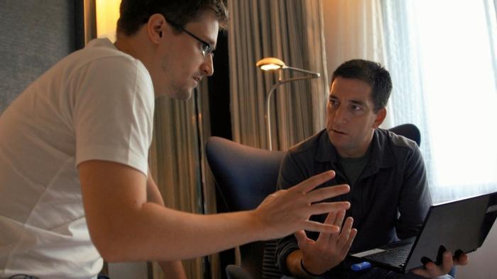 Документальный шедевр о жизни и расследованиях Эдварда Сноудена. Лучшая история о