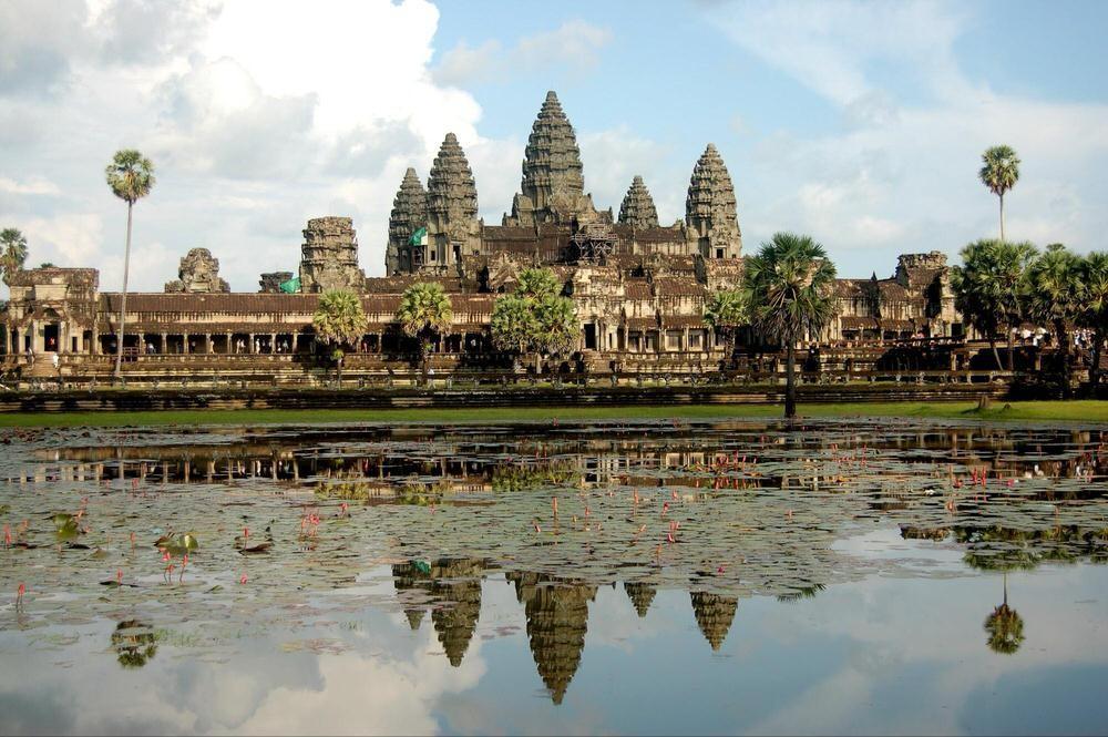 48. Сиемреап, Камбоджа.