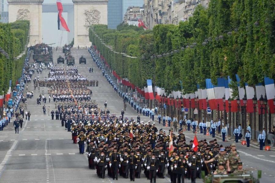 5. Франция Также 31 день отпуска получают и французы.