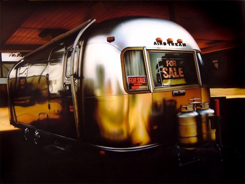 Realistic Paintings by Rudy Sparkuhl