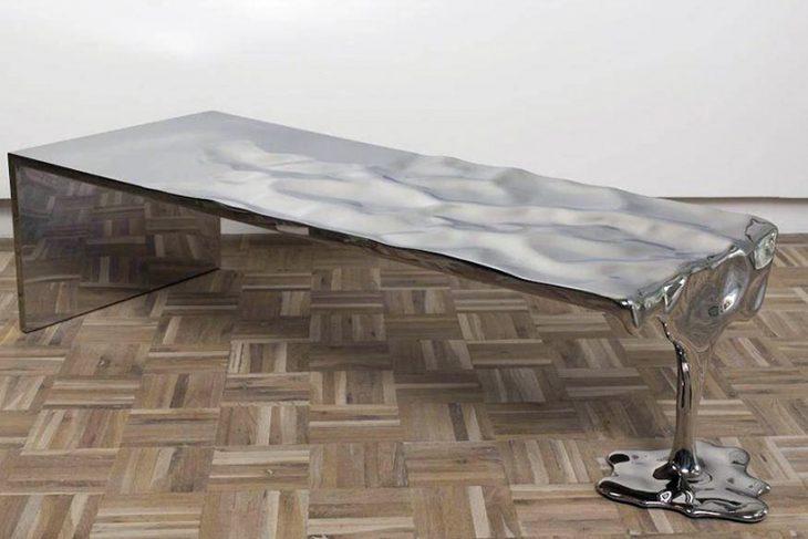 Melting Furniture by Rado Kirov