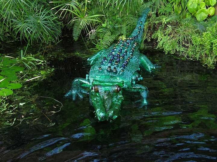 Пэт-арт скульптуры Вероники Рихтеровой