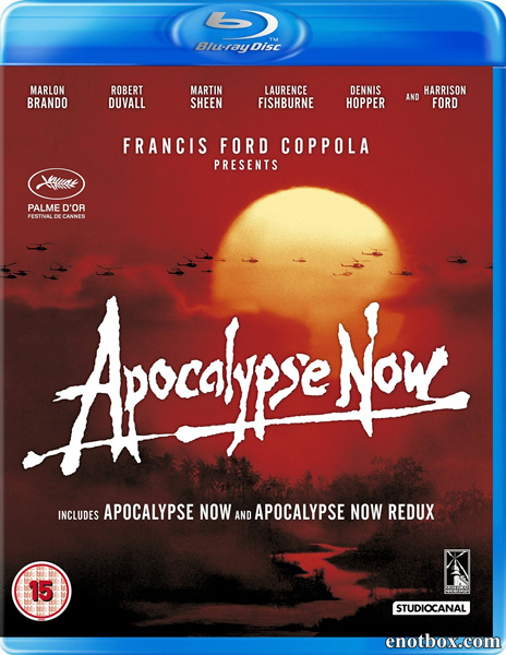 Апокалипсис сегодня / Apocalypse Now [Redux version] (1979/BDRip/HDRip)