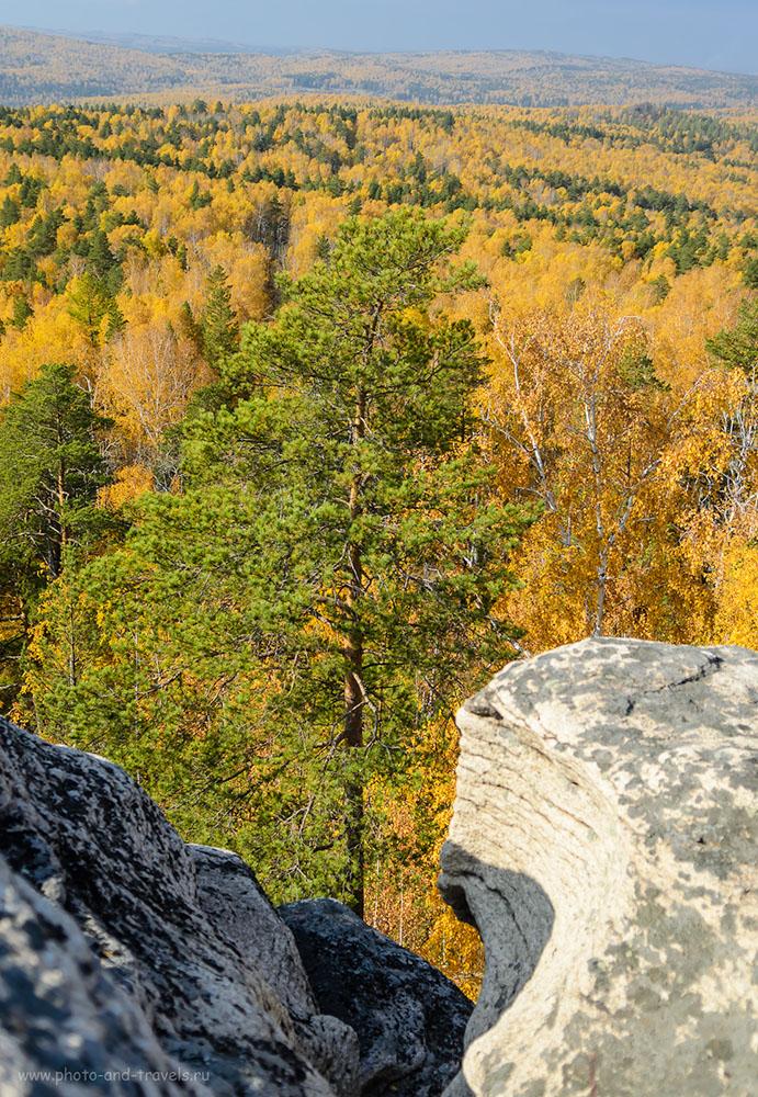 12. Золотая осень в Уральских горах. Тур выходного дня на Аракульский Шихан