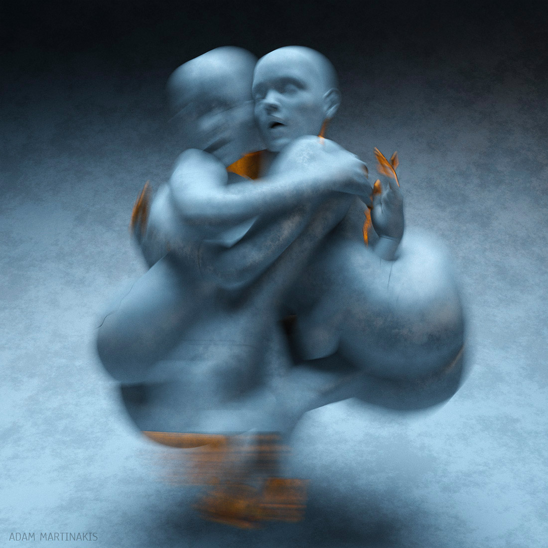 3D Illustrations by Adam Martinakis