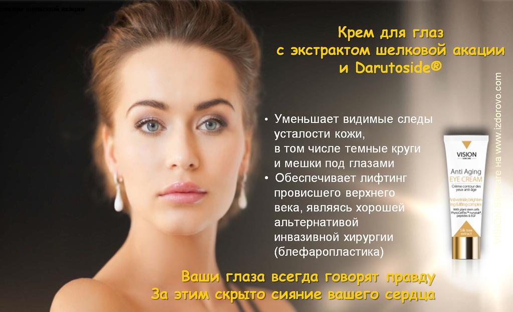 Крем для глаз VISION Skincare