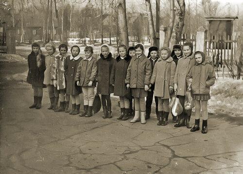 Участники хореографического коллектива клуба