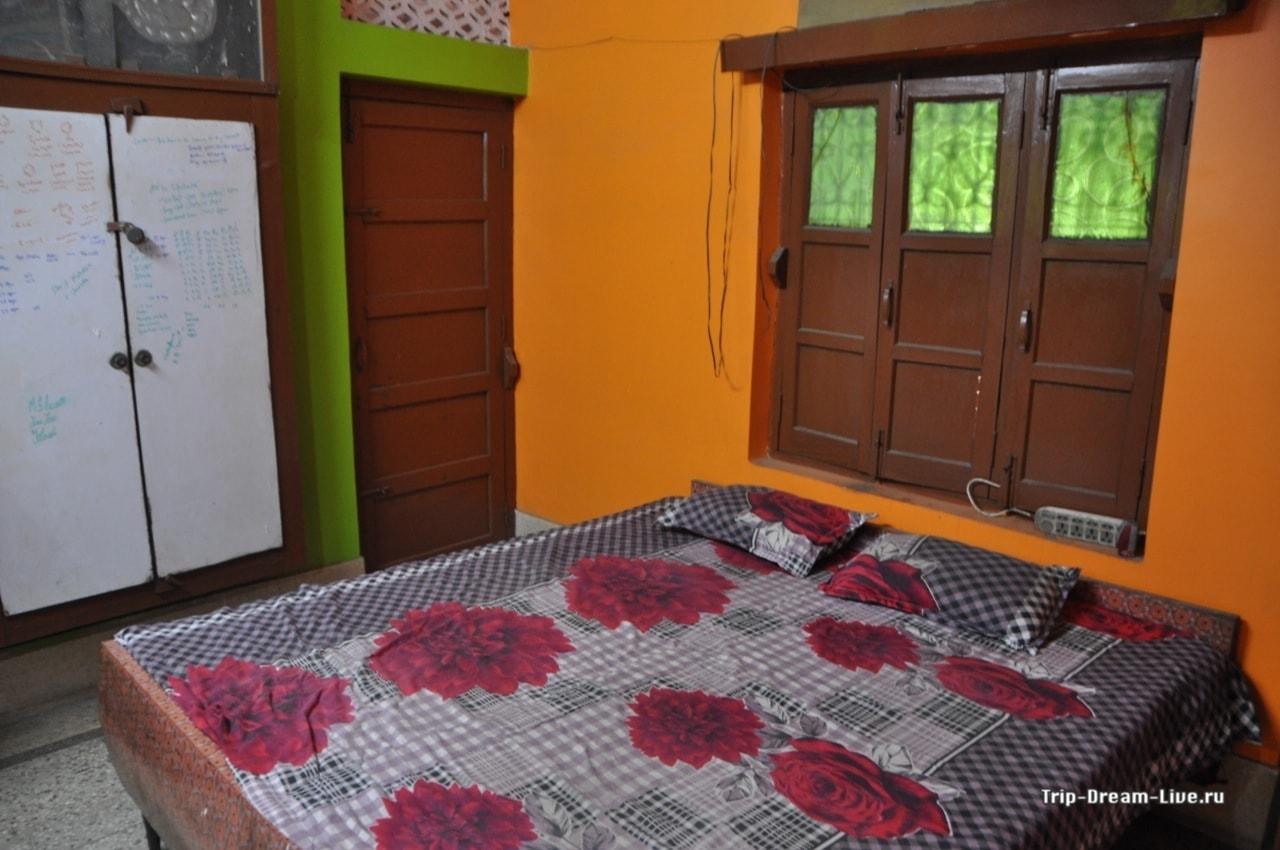 Наша комната в доме Анниндии