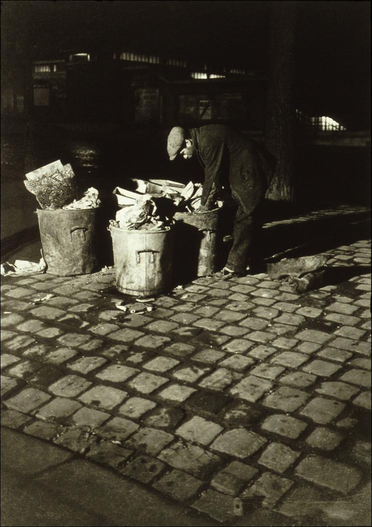 1932. Старьевщик