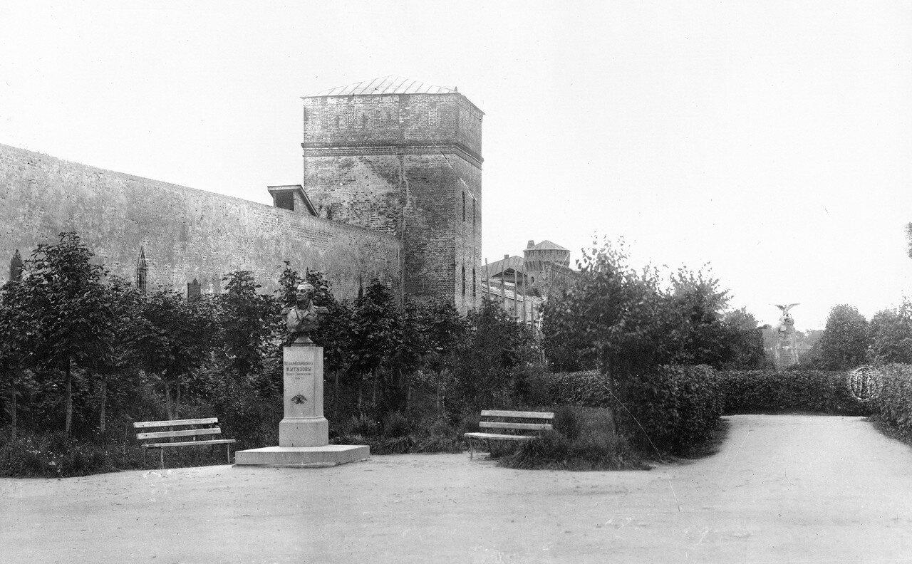 Бульвар памяти 1812 года. 1918