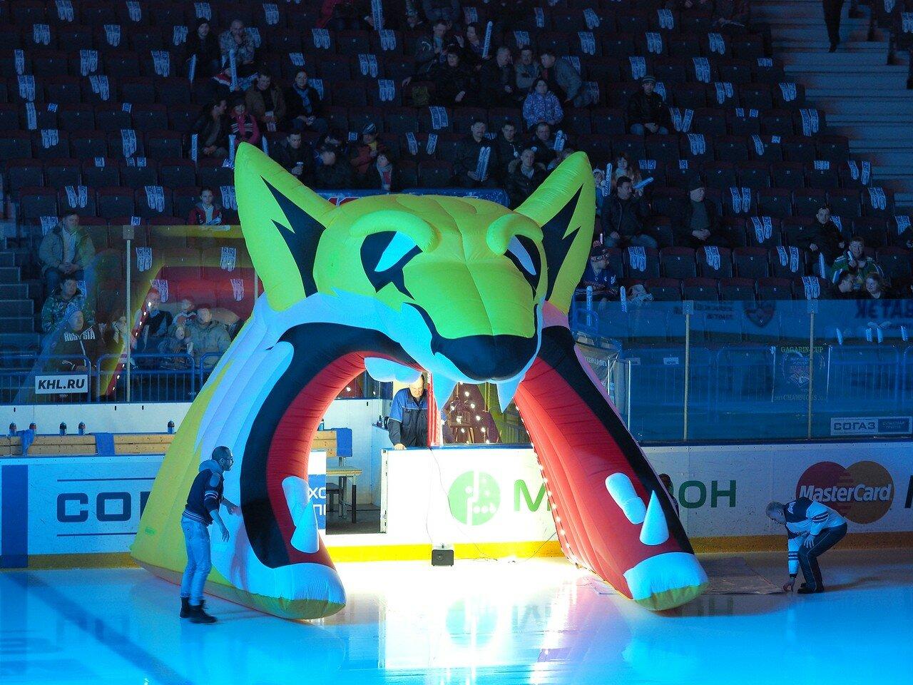 52Плей-офф 2016 Восток Финал Металлург - Салават Юлаев 23.03.2016