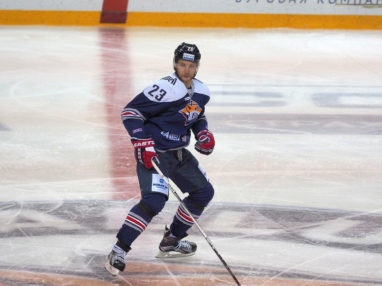 66Плей-офф 2016 Восток Финал Металлург - Салават Юлаев 23.03.2016