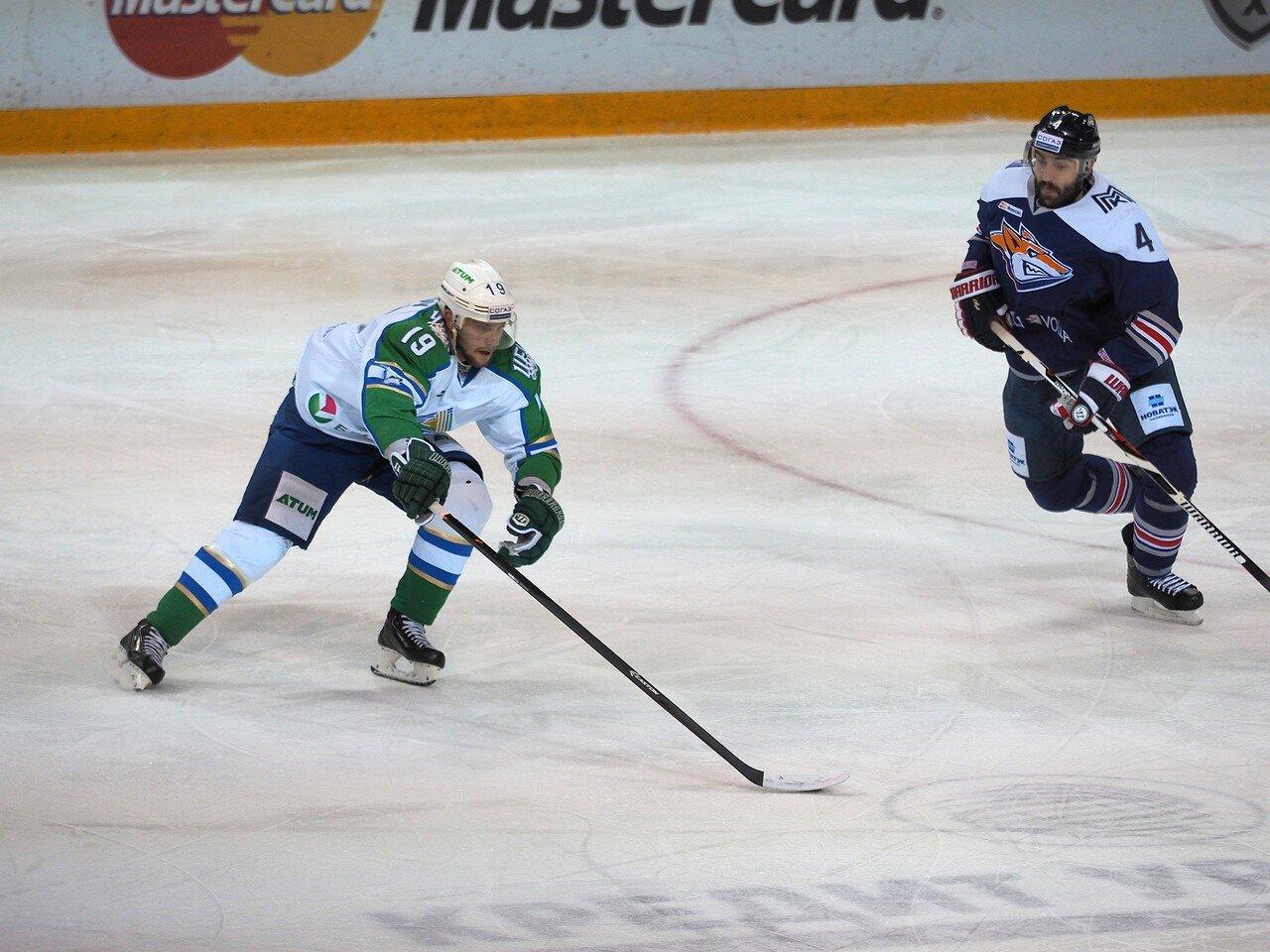 82Плей-офф 2016 Восток Финал Металлург - Салават Юлаев 23.03.2016