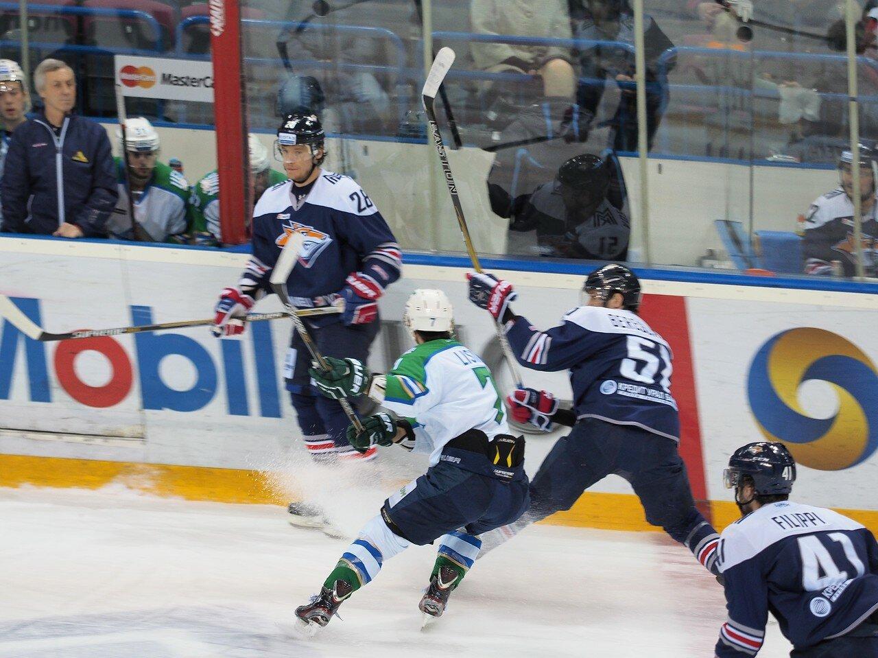 85Плей-офф 2016 Восток Финал Металлург - Салават Юлаев 23.03.2016