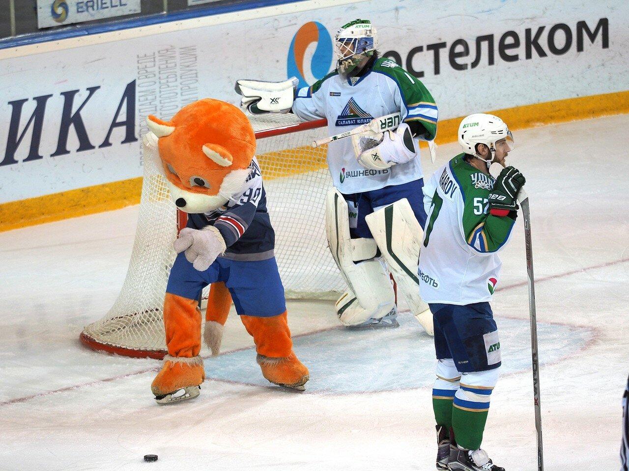 146Плей-офф 2016 Восток Финал Металлург - Салават Юлаев 23.03.2016