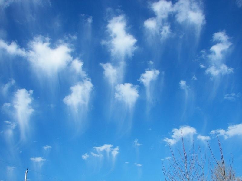 Самые редкие виды облаков