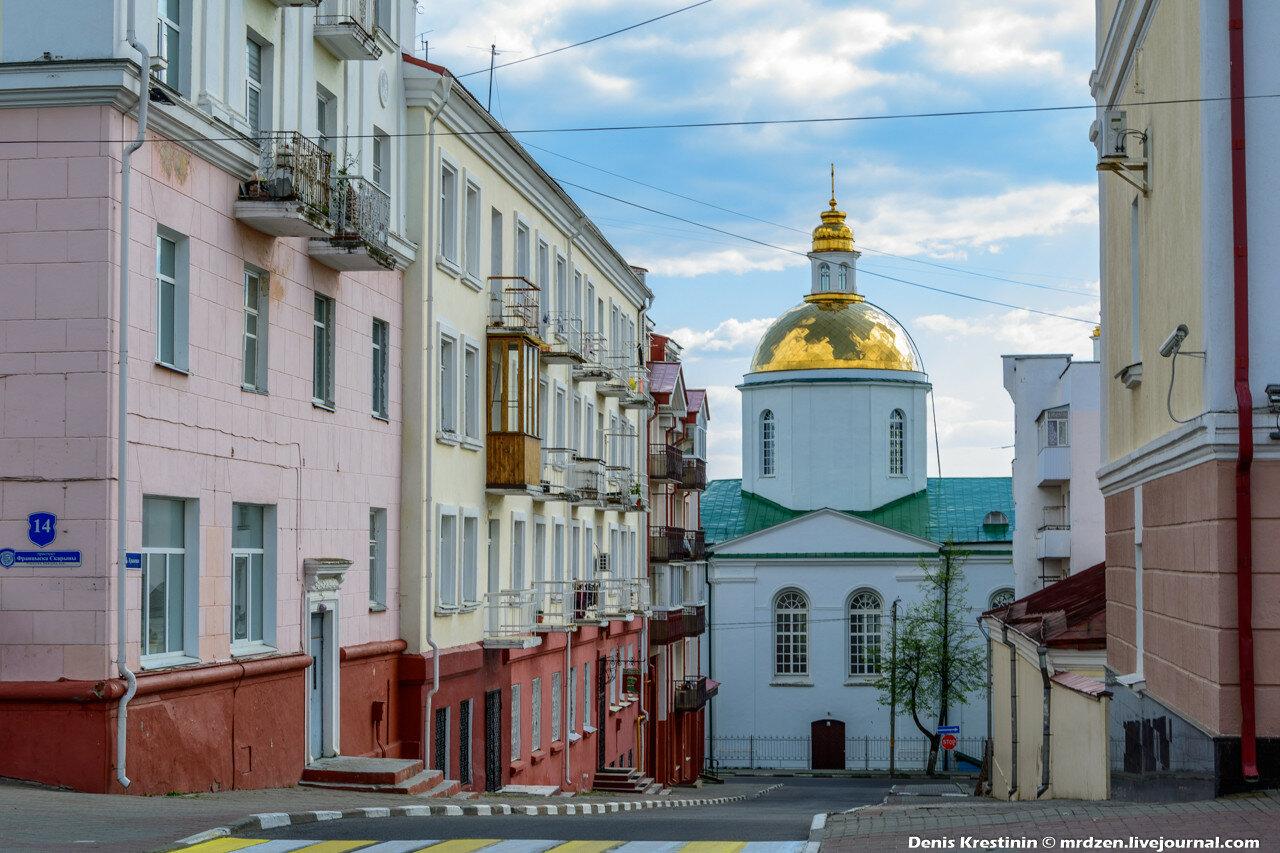Полоцк. Богоявленский монастырь