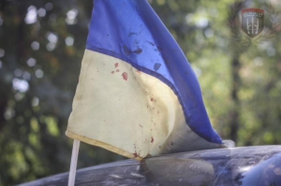 Две сим'ї павших бойцов ДУК получили официальный статус