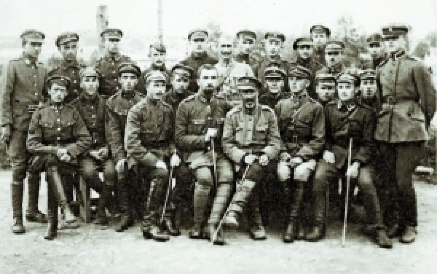 Легенда Первого Зимнего Похода Армии УНР