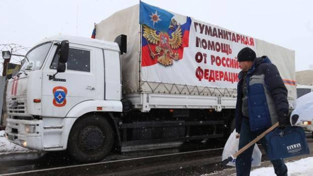 """Боевик из """"ДНР"""" рассказал, что же на самом деле завозит Россия в """"гуманитарных конвоях"""" (видео)"""